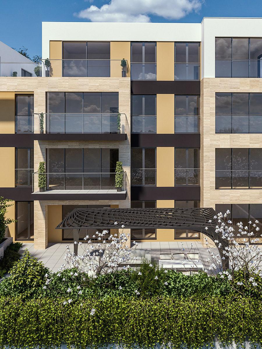 Prodaja stanova Green Hill Dedinje - Lamela F.