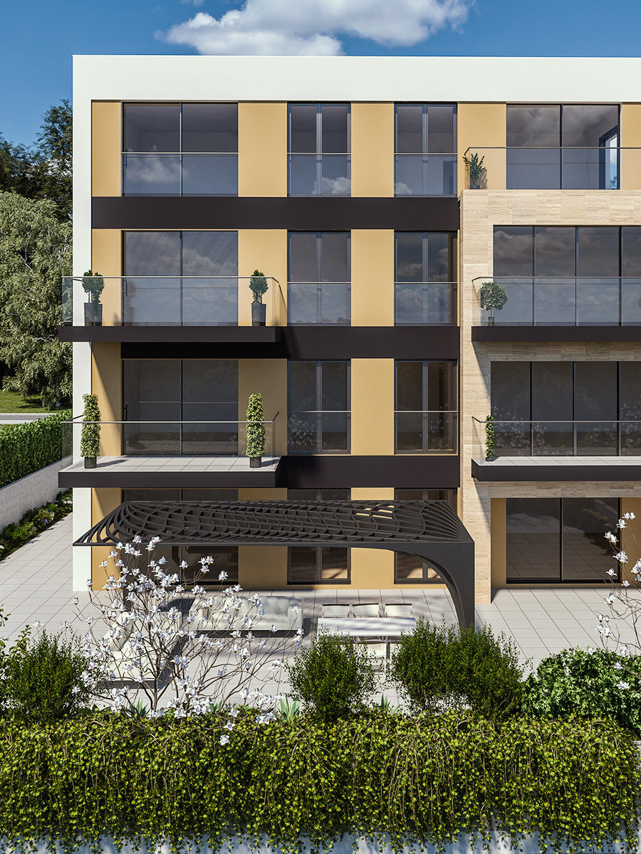 Prodaja stanova Green Hill Dedinje - Lamela G.