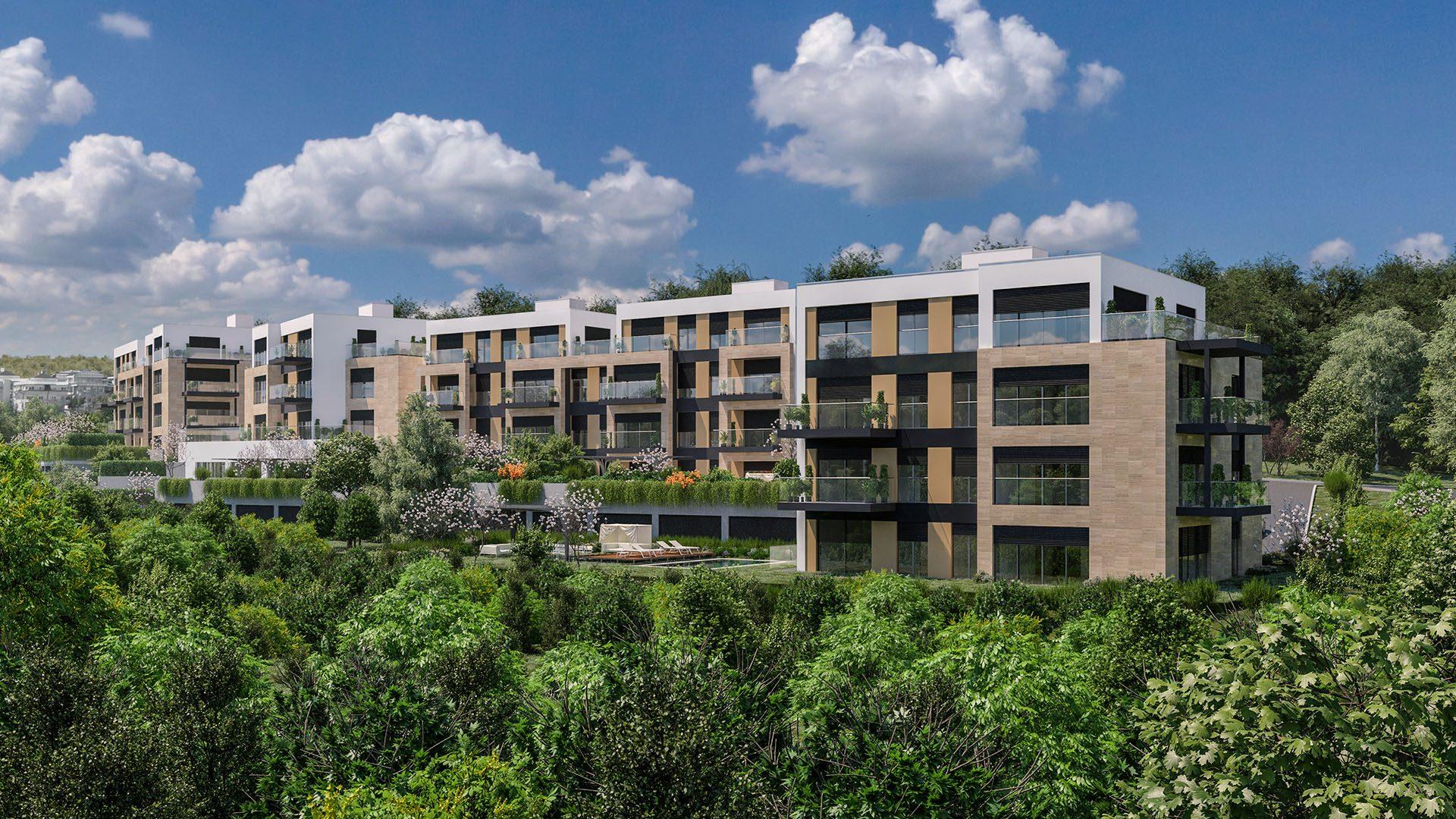 Prodaja stanova Beograd - Green Hill Dedinje.