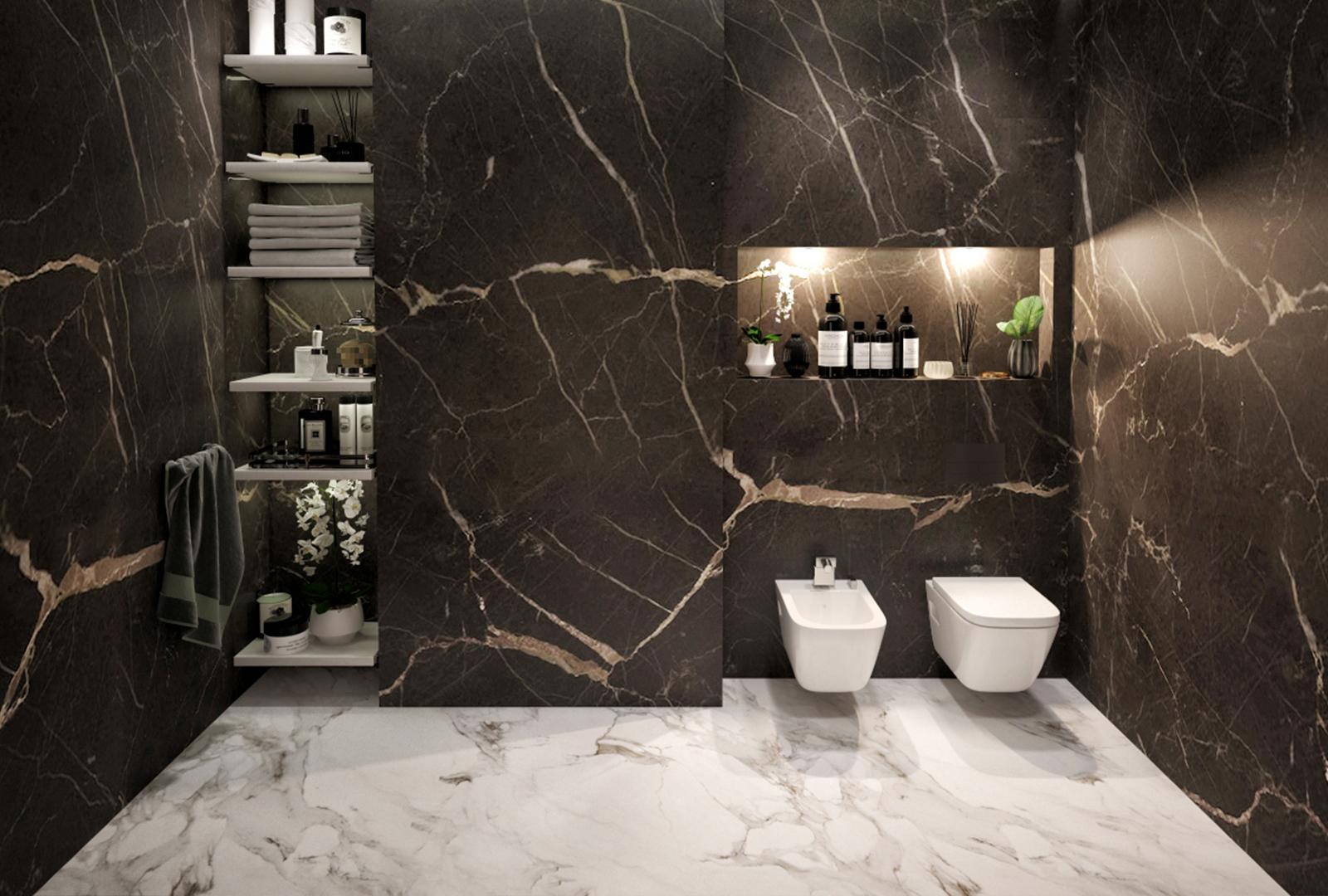 Render kupatila koji prikazuje vrhunski kvalitet završne obrade.